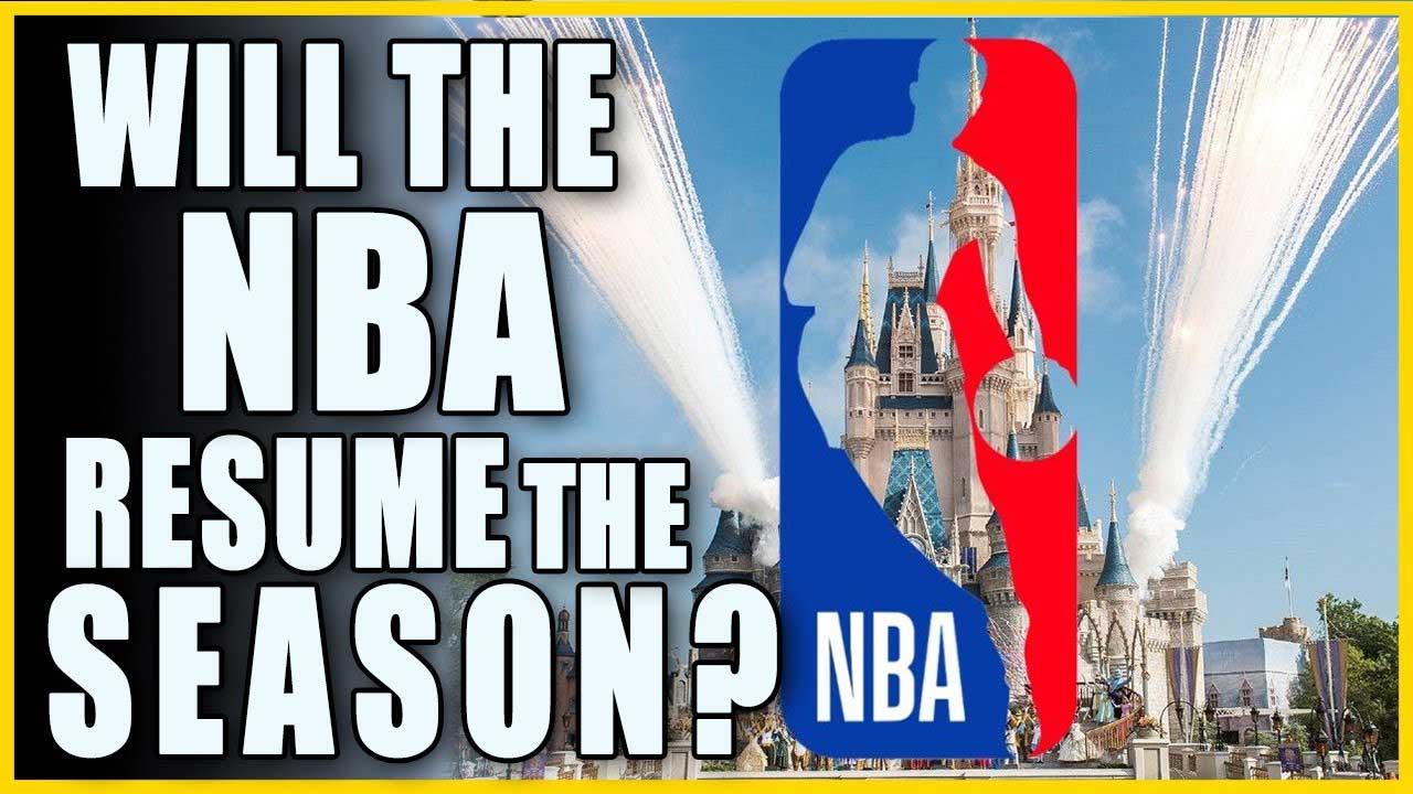 Will the NBA Resume the Season