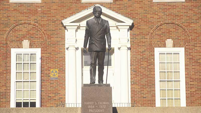 Statue of Harry S. Truman