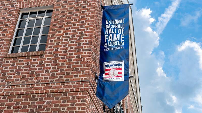 Baseball Hall of Fame Building