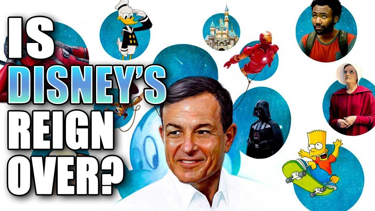 Is Disneys Reign Over