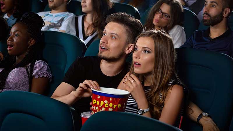People at Movies