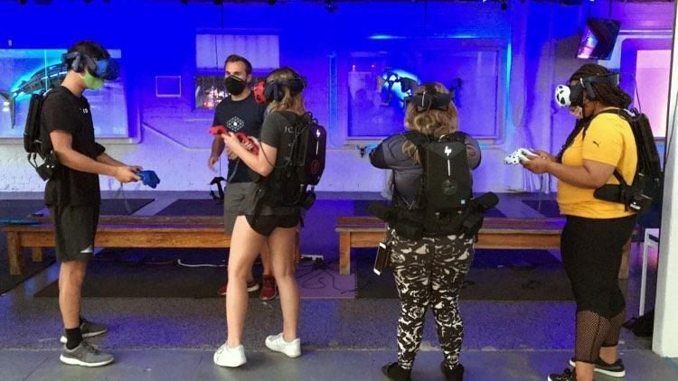 Virtual Reality Comes To Life In Santa Barbara