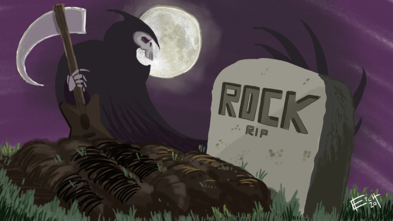 Is Rock N Roll Dead