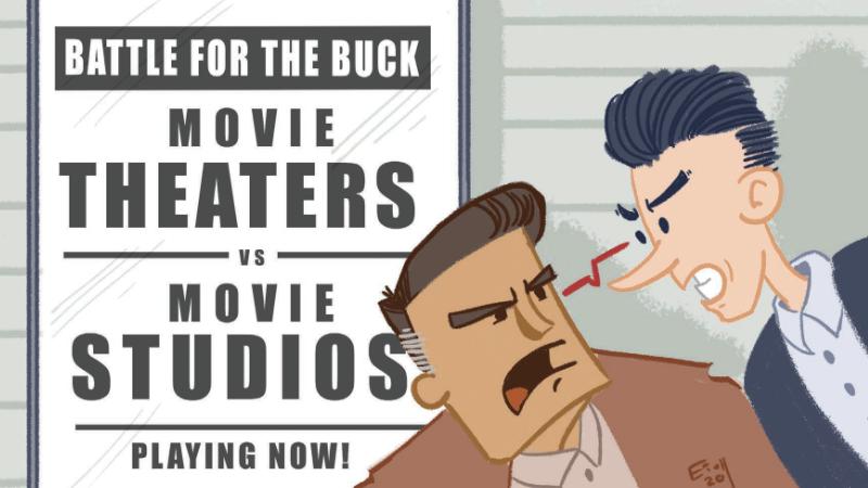 Movie Theaters vs Movie Studios