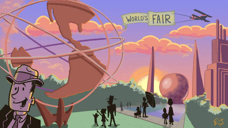 What Happened To The World's Fair