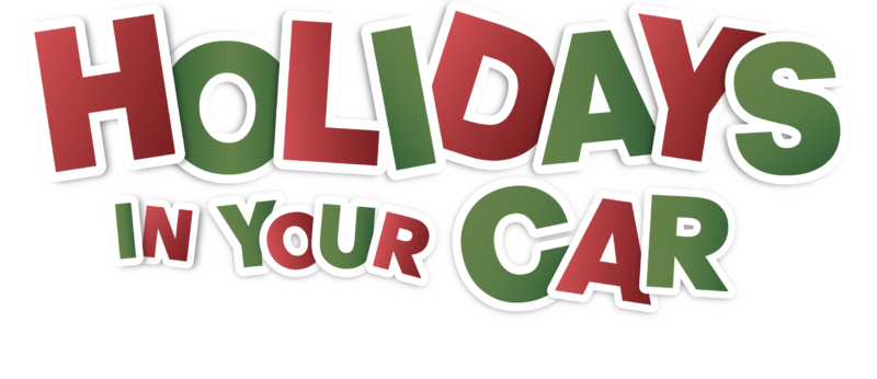 CBF Productions Kicks Off The Season With 'Holidays In Your Car' Immersive Drive-Thru Lights Extravaganza