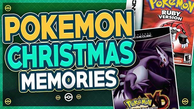Pokemon Christmas Memories