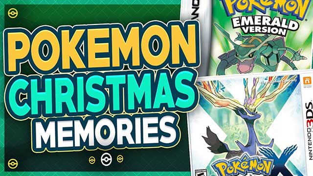 Pokemonm Christmas Memories