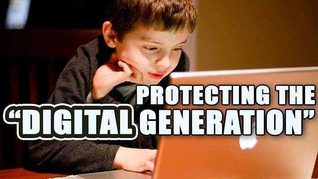 Protecting the Digital Generation
