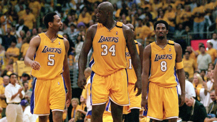 The Lakers' All-Decades Team: The '90s
