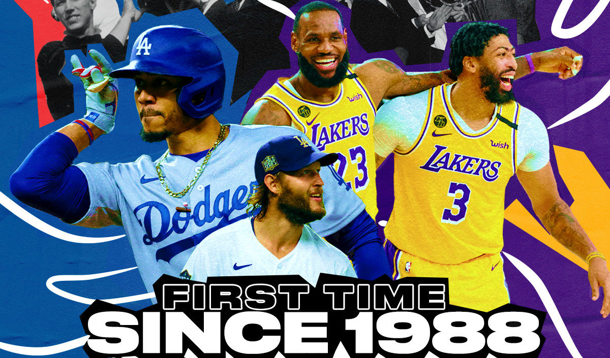 The Return Of The Lakers And Dodgers