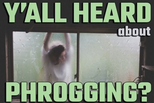 Phrogging Fad Has Many Looking Over Their Shoulders