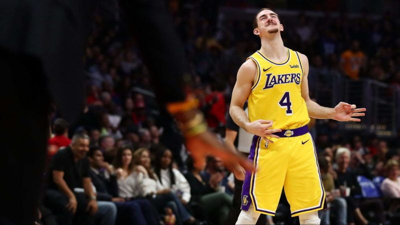 Alex Caruso Will Get His Minutes