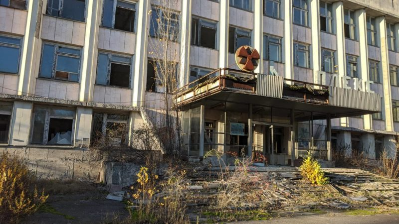Disaster Tourism In The Soviet Bloc Chernobyls Lesson 30 Years Later