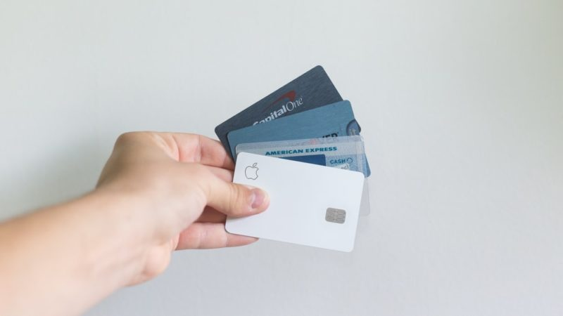 Americans Pay Off Record Amount Of Credit Card Debt