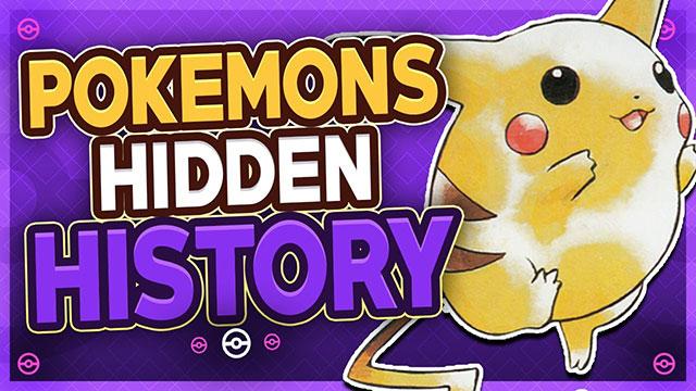 Pokemons Hidden History