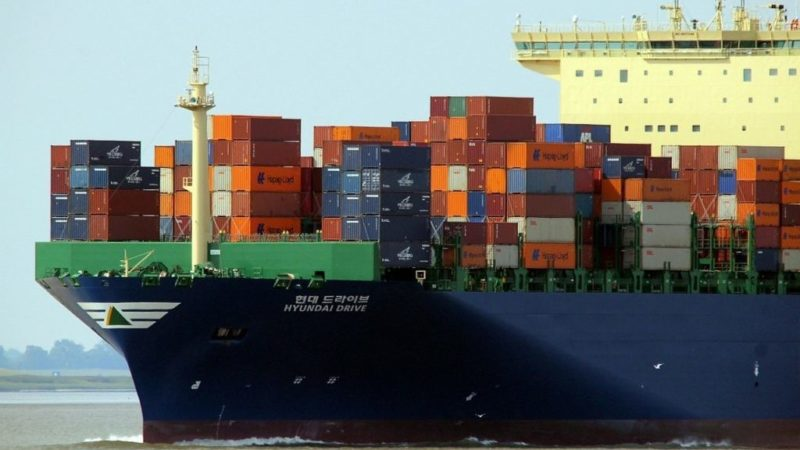 What Is the Shipping Container Shortage Telling Us About the Economy