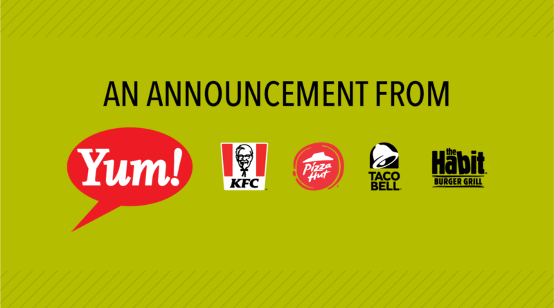Yum Brands Makes Second Tech Acquisition This Month