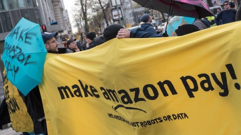 Amazon Is The New Walmart Of The Workplace