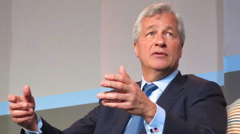 JP Morgan CEO Something Has Gone Terribly Wrong In America