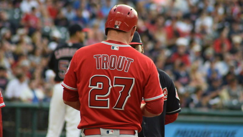 Something's Fishy. Why Is Mike Trout So Loyal To The Angels?