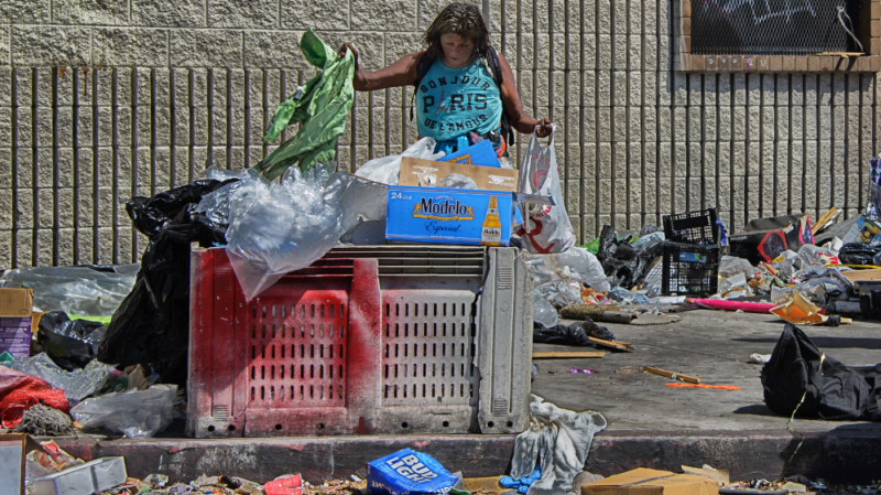 Skid Row Shelter Order Temporarily Halted By Appellate Court