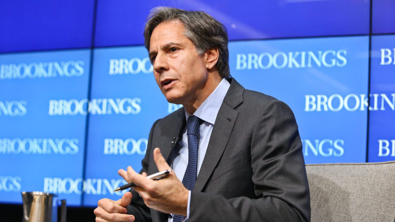 Blinken: West Must Be 'Very Careful' About Chinese Investments