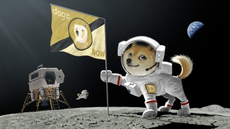 Elon Musks SpaceX Is Set To Send DOGE 1 To The Moon