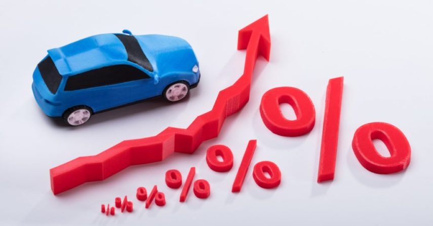 No Inflation? Even Used Car Prices Are Soaring