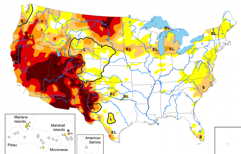 Dust Bowl Conditions Continue To Spread