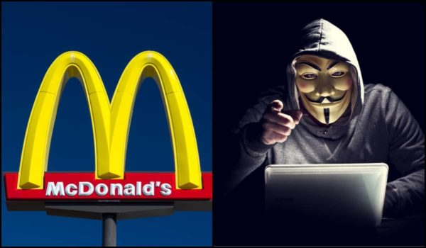 Hacked: McDonald's Hit By Data Breach