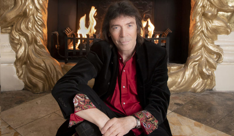 Steve Hackett Announces Release of Surrender of Silence Out September 10th