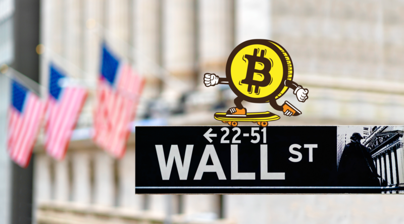 Wall Street Struggles To Gain Support For Bitcoin In Congress And By The SEC