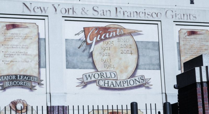 The 2010 2014 San Francisco Giants Are the Worst Dynasty In Baseball History