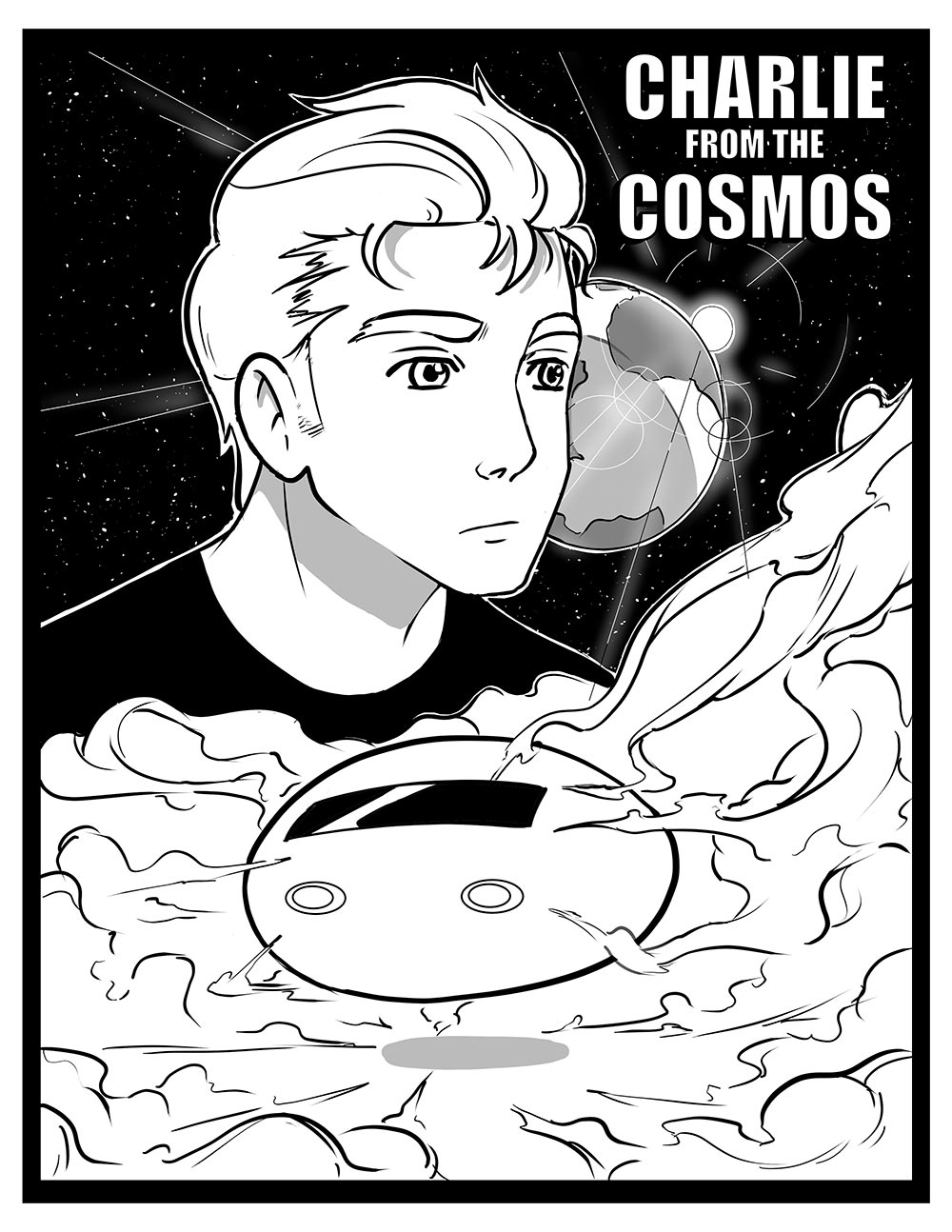 Charlie from the Cosmos Chapter 1