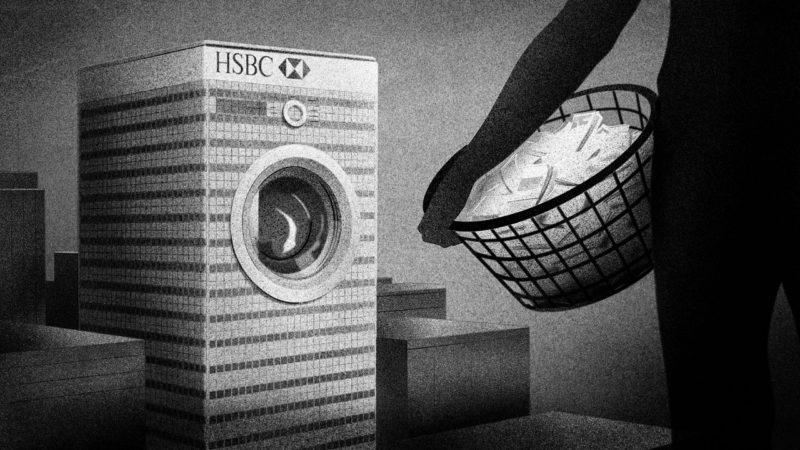 Money Laundering Ring Pushed 4 Billion Through HSBC
