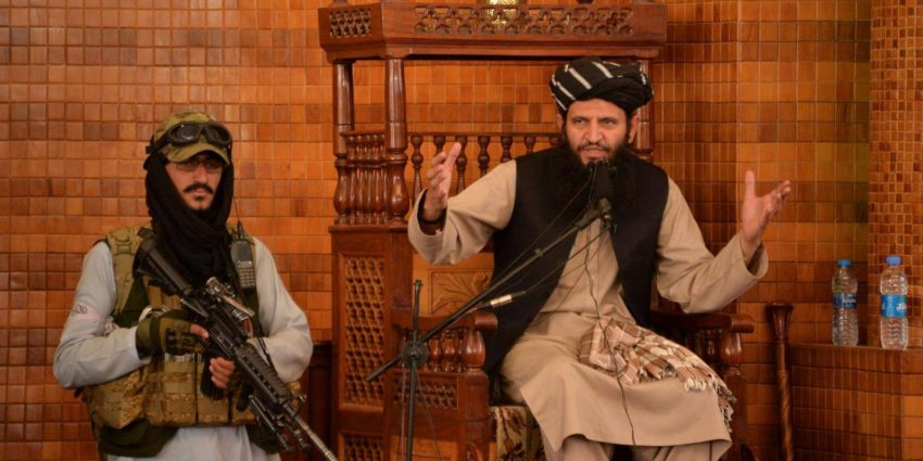 The Aftermath: Navigating A Taliban-led Afghanistan