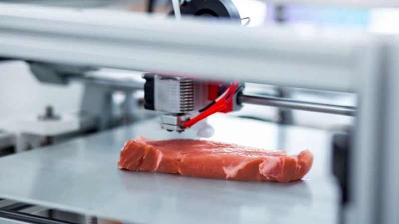 Scientists In Japan 3D Print Wagyu Beef
