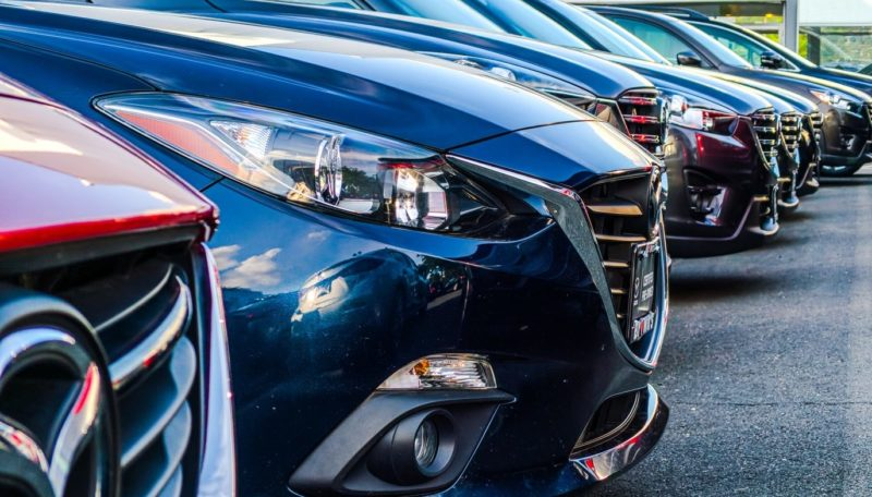 Used Car Prices Hit Record High As Dealership Inventory At Historic Low